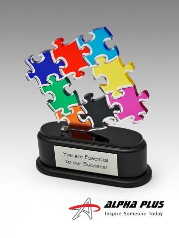AI - Jigsaw Puzzle