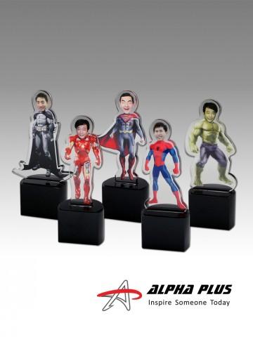 AI - Super Heros