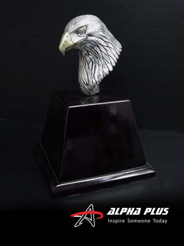 24K Eagle Head