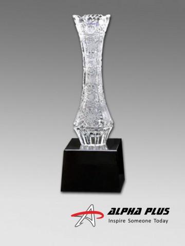 501 Crystal Vase