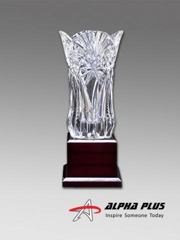 5039 Crystal Vase
