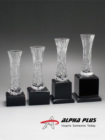 9155 Crystal Vase