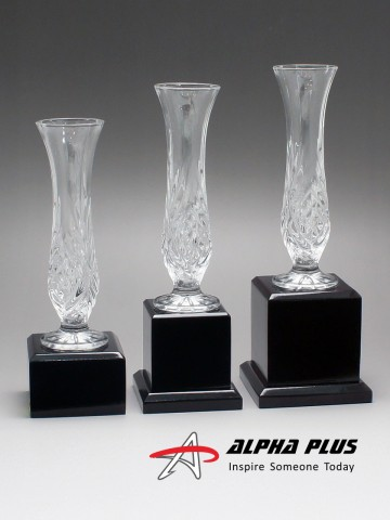 9427 Crystal Vase