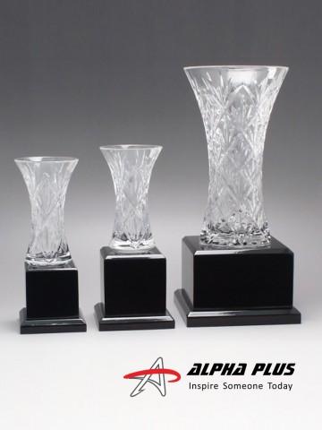 F8130 Crystal Vase
