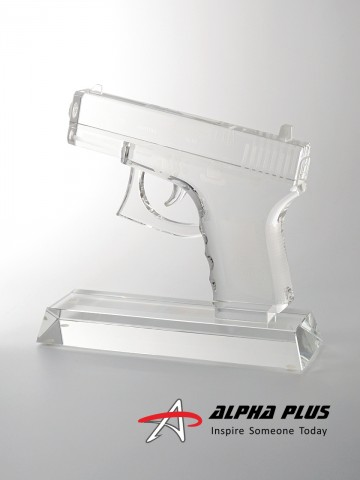 Crystal Pistol CS693A