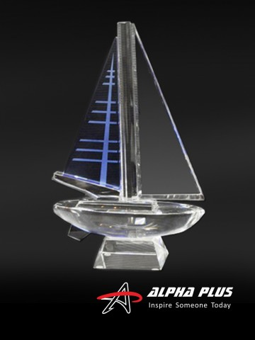 CS673 Crystal Boat