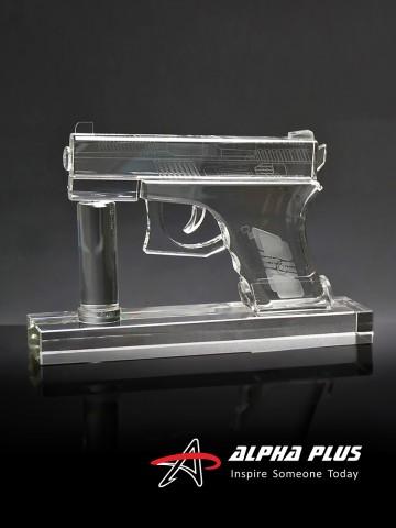 Crystal Pistol CZ-P07