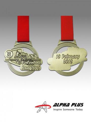 Customised Medal – VR