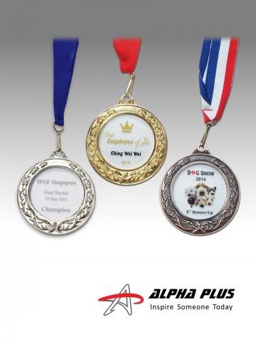 Medal - BM70 Round