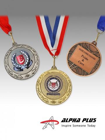 Medal - D80