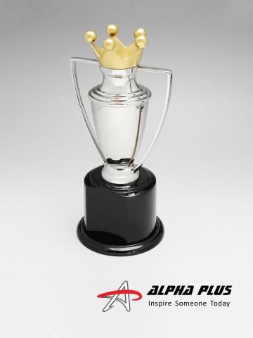 Nickel Plated Crown Cup