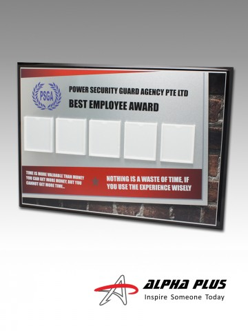 Perpetual Plaque - PSGA