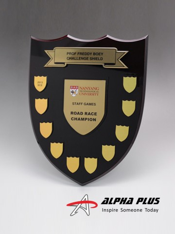 Shield Plaque (SP1)