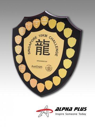 Shield Plaque (SP2)