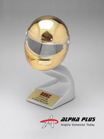 Go-kart (Gold Helmet)