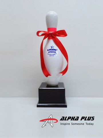 Live Pin Trophy