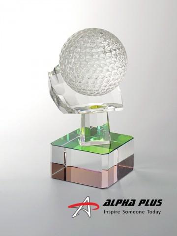 Crystal Hand Golf