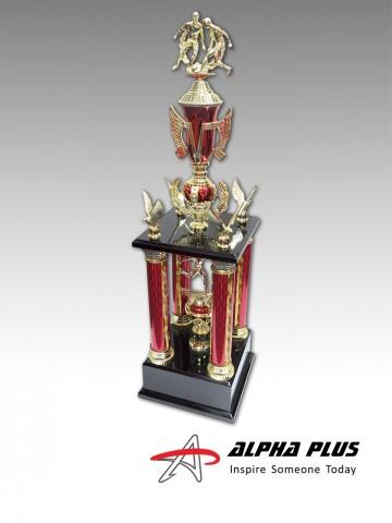 4 Pillar Trophy
