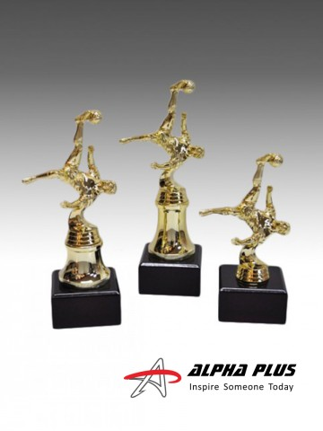 AM34 Bicycle Kick Soccer Fig