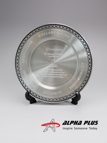 Pewter Tray 441